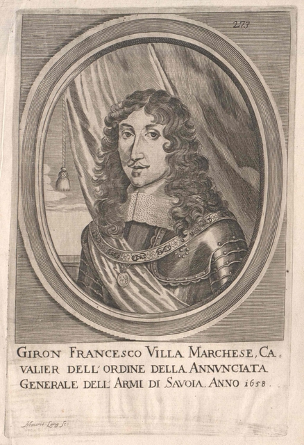 Villa, Ghiron Francesco Marchese
