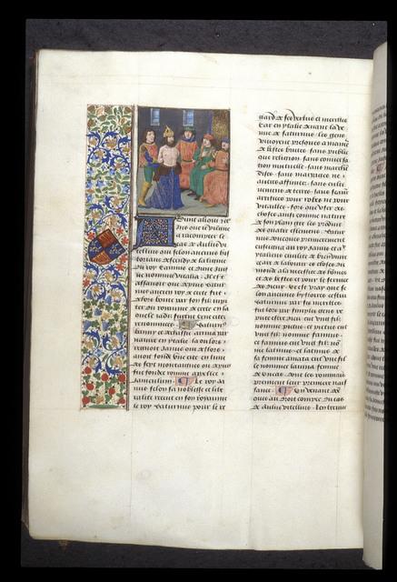 Vitellius from BL Royal 14 E V, f. 375v
