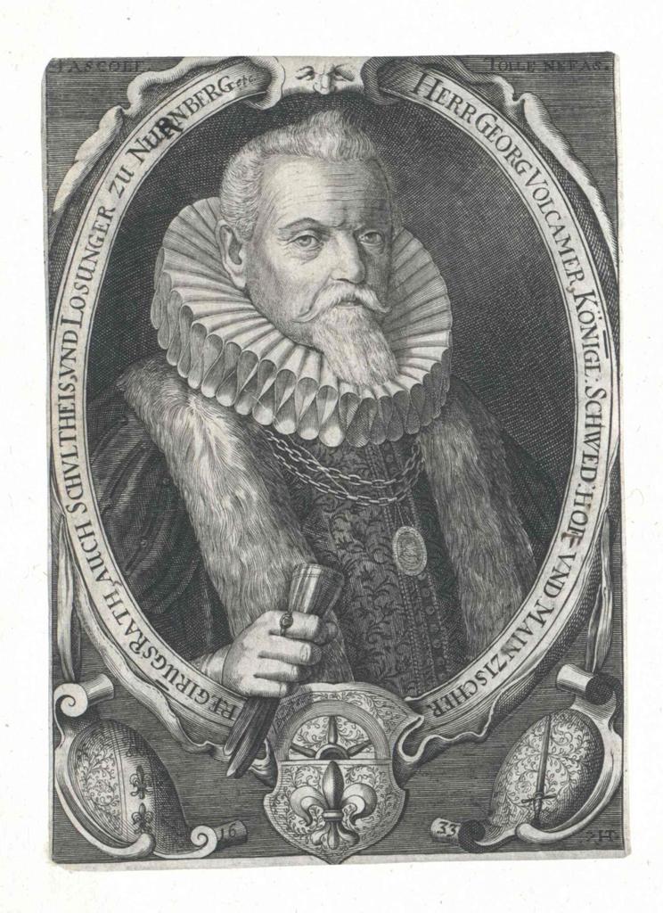 Volckamer, Georg