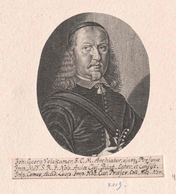 Volckamer, Johann Georg