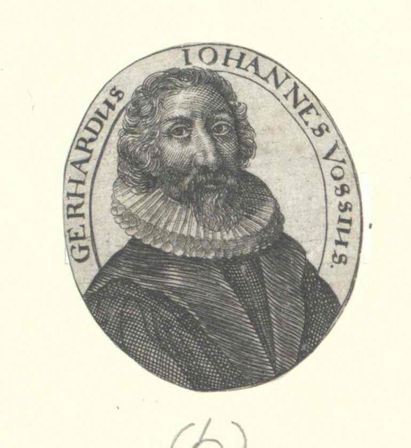 Voss, Gerhard Johannes