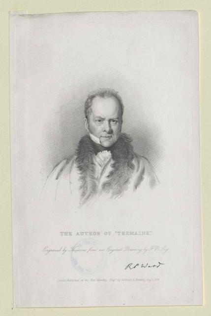 Ward, Robert Plumer