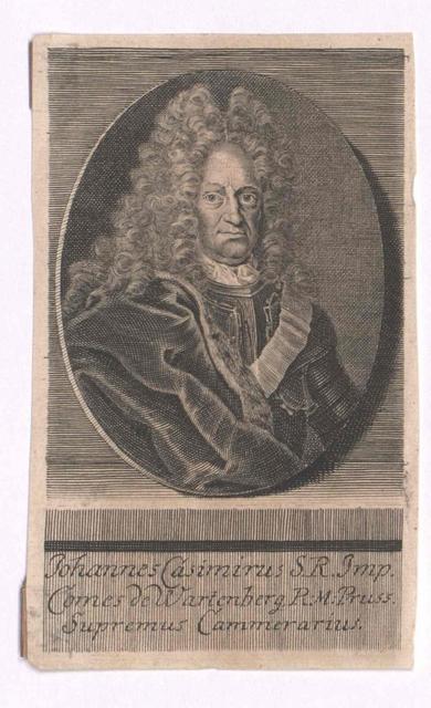 Wartenberg, Johann Kasimir von Kolbe, Graf von