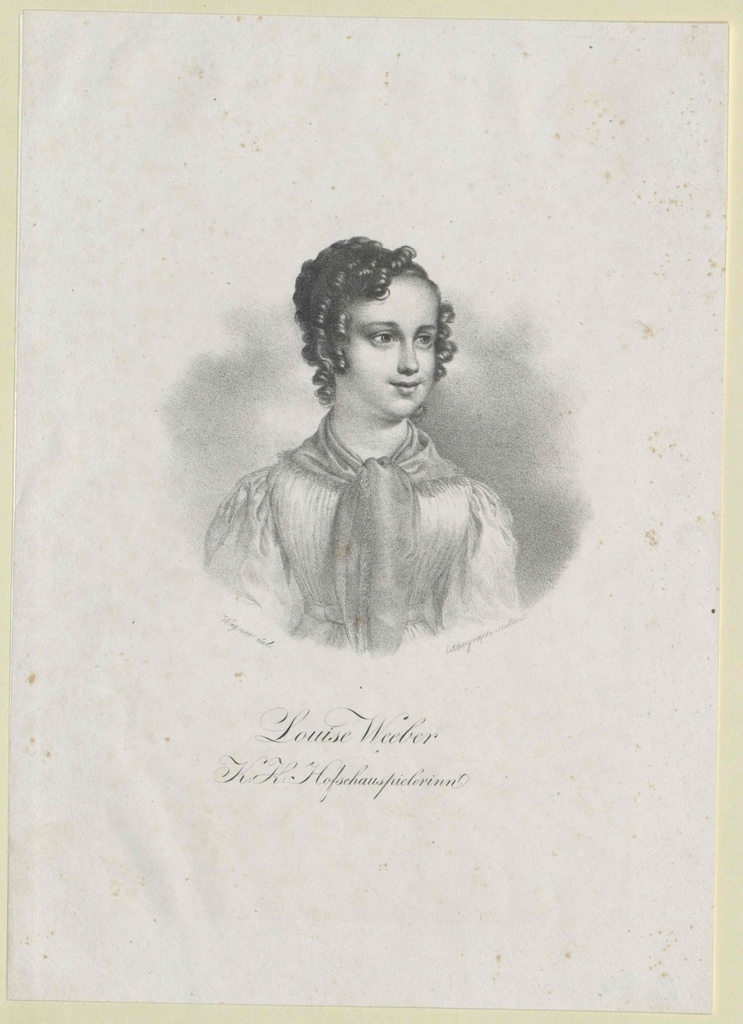 Weeber, Aloisia Carola