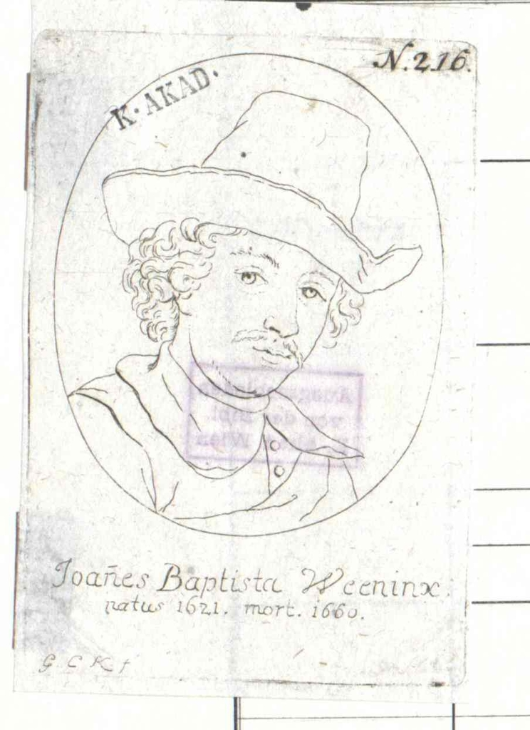 Weenix, Jan Baptist