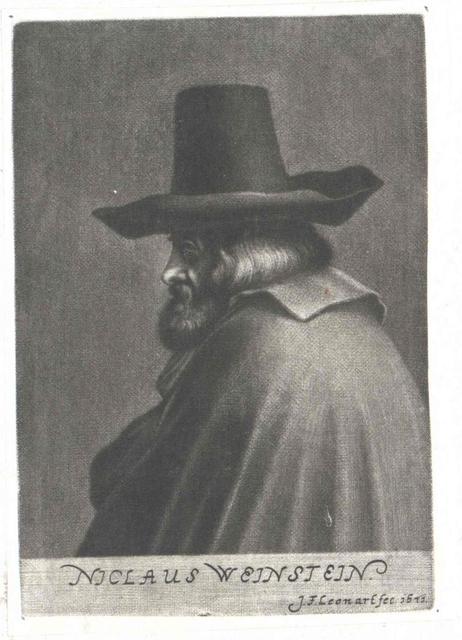 Weinstein, Nikolaus
