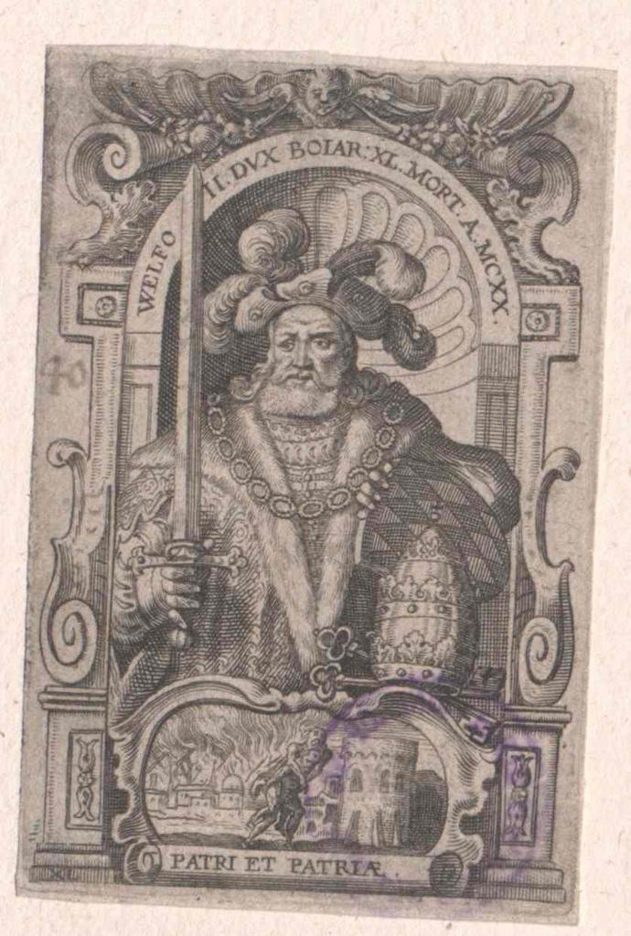 Welf V. (II.), Herzog von Bayern