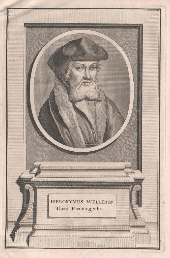 Weller von Molsdorff, Hieronymus