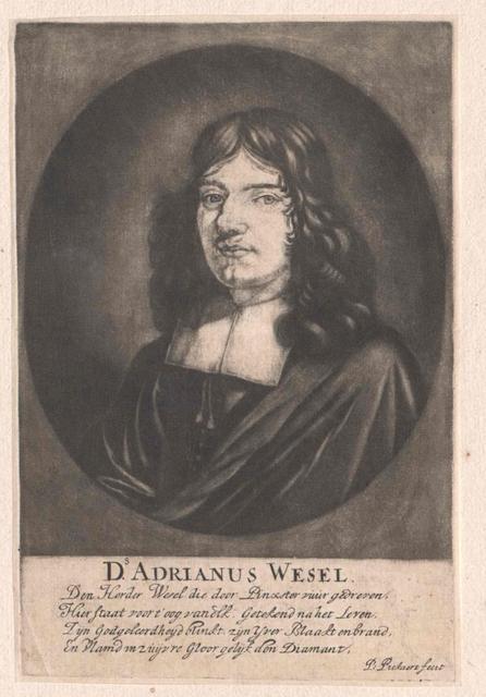 Wesel, Adriaen van