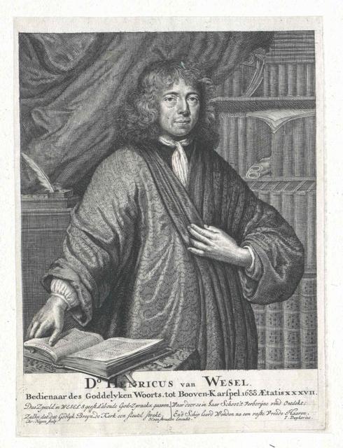 Wesel, Hendrik von