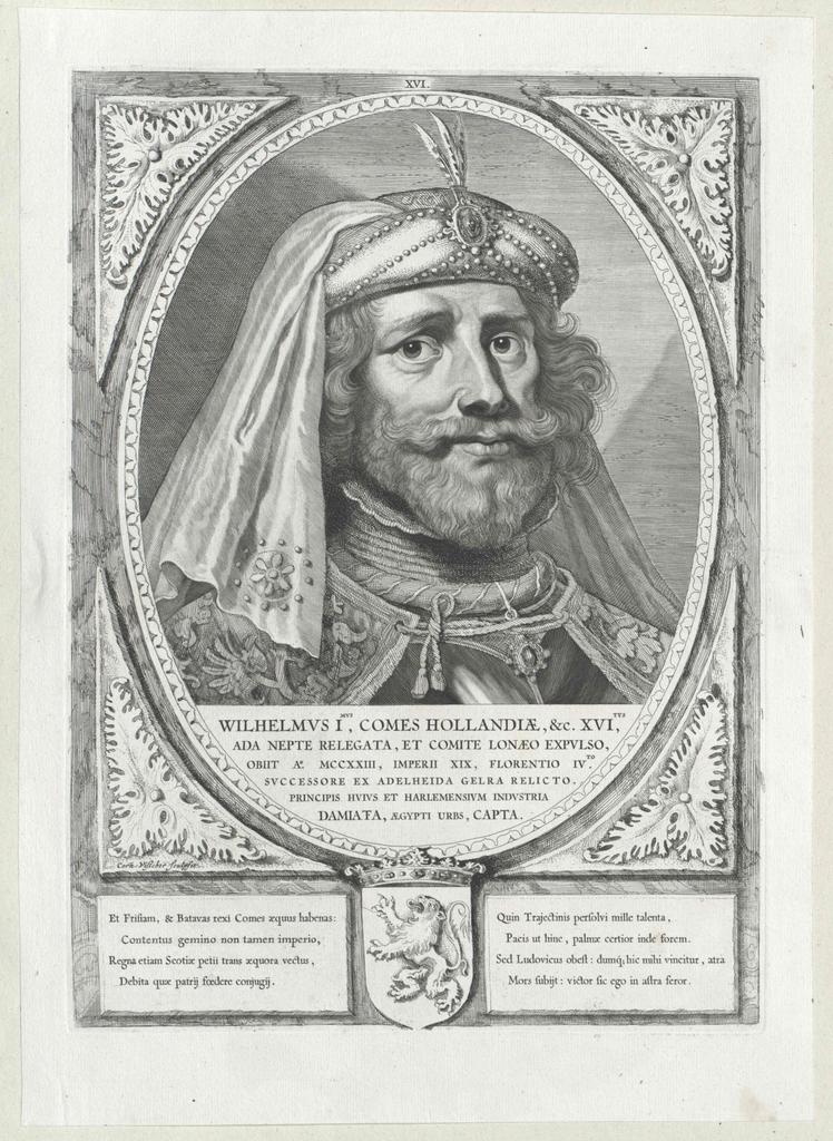 Wilhelm I., Graf von Holland
