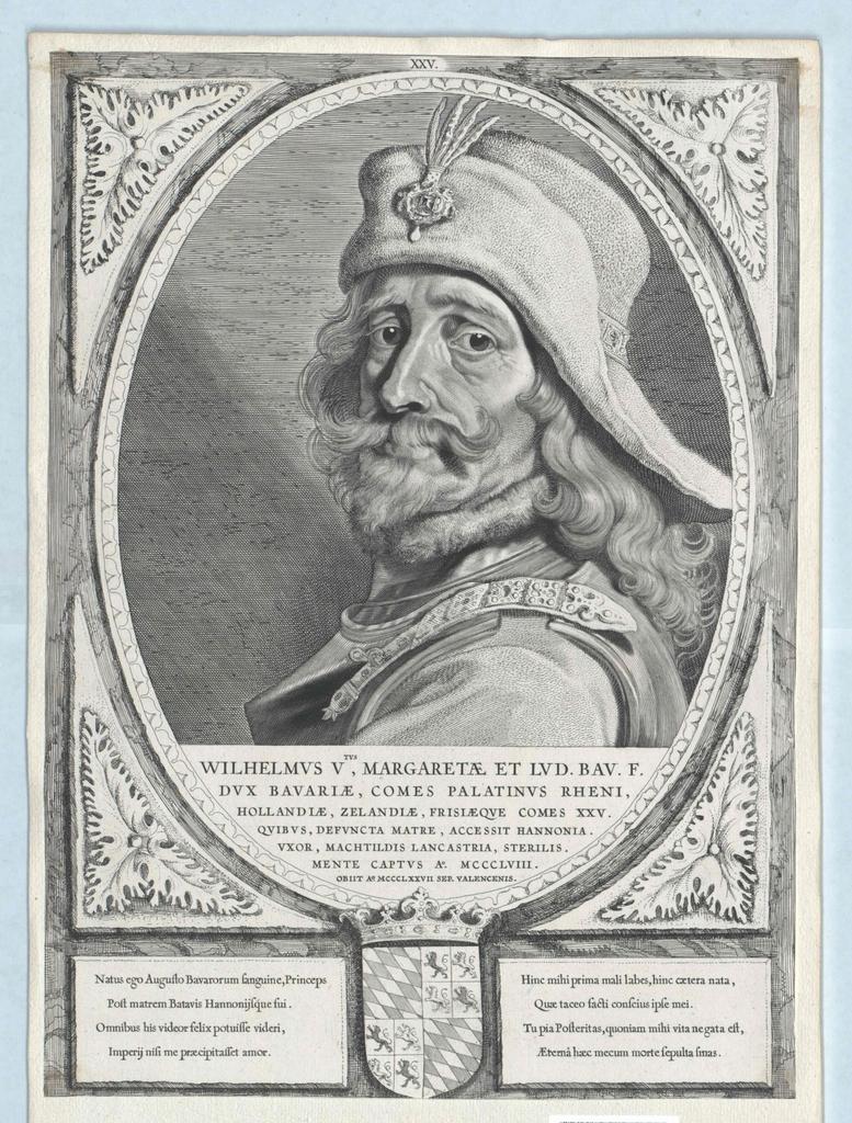 Wilhelm I., Herzog von Bayern