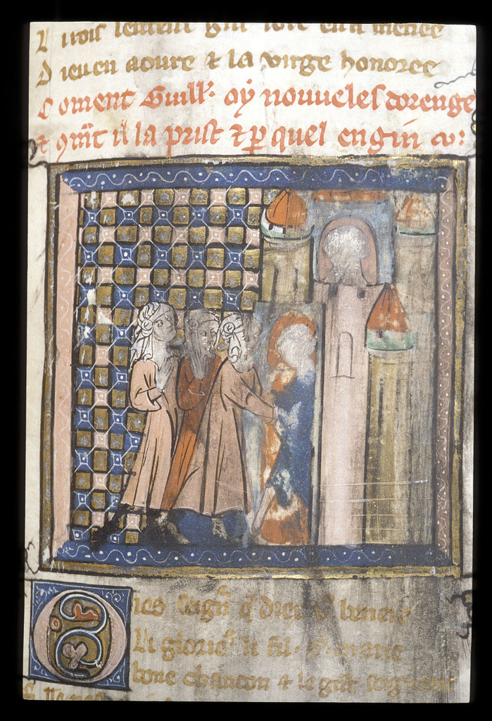 William at Orange from BL Royal 20 D XI, f. 118
