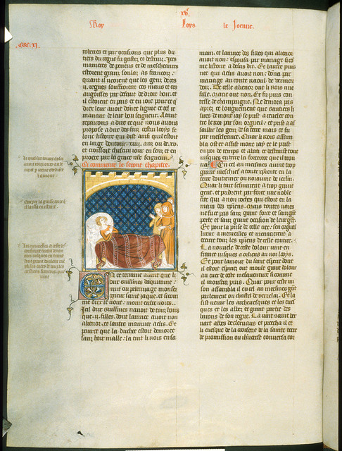 William from BL Royal 16 G VI, f. 313v