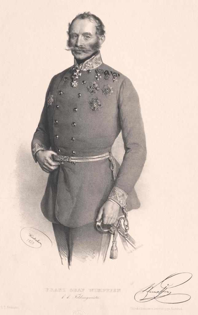 Wimpffen, Franz Graf