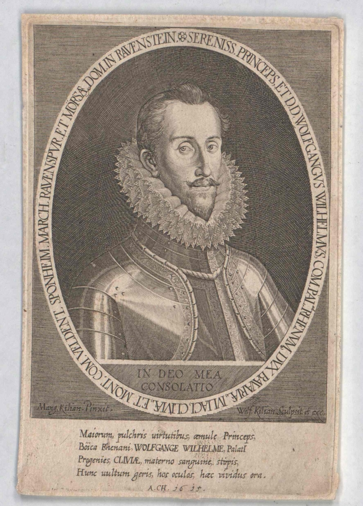 Wolfgang Wilhelm, Pfalzgraf von Neuburg