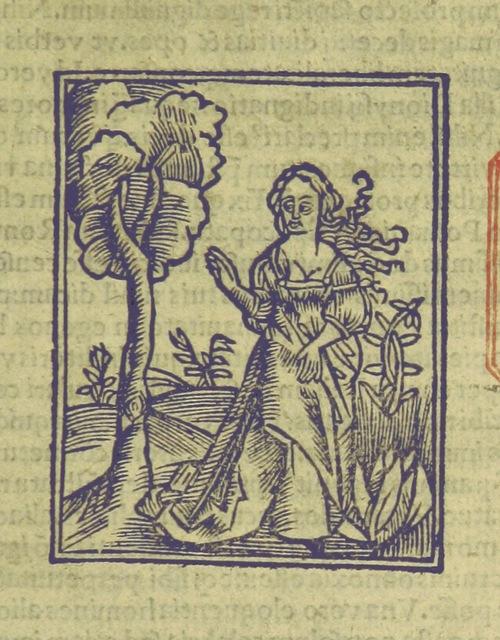 "Woodcuts from ""Piutarchi Chaeronensis Regum  Imperatorum Apophthegmata (Laconica Apophthegmata) Raphaele Regio interprete. MS. notes"""