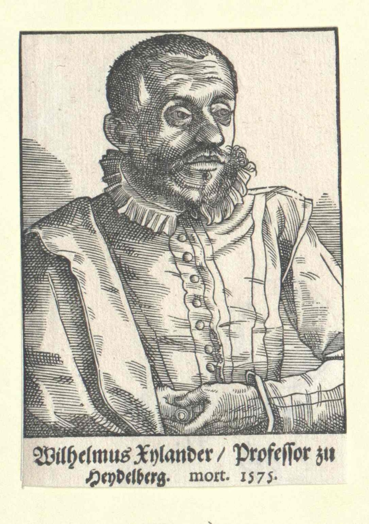 Xylander, Wilhelm
