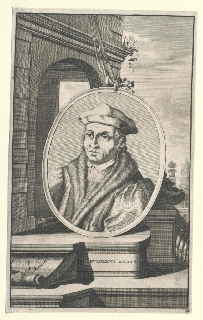 Zasius, Udalricus