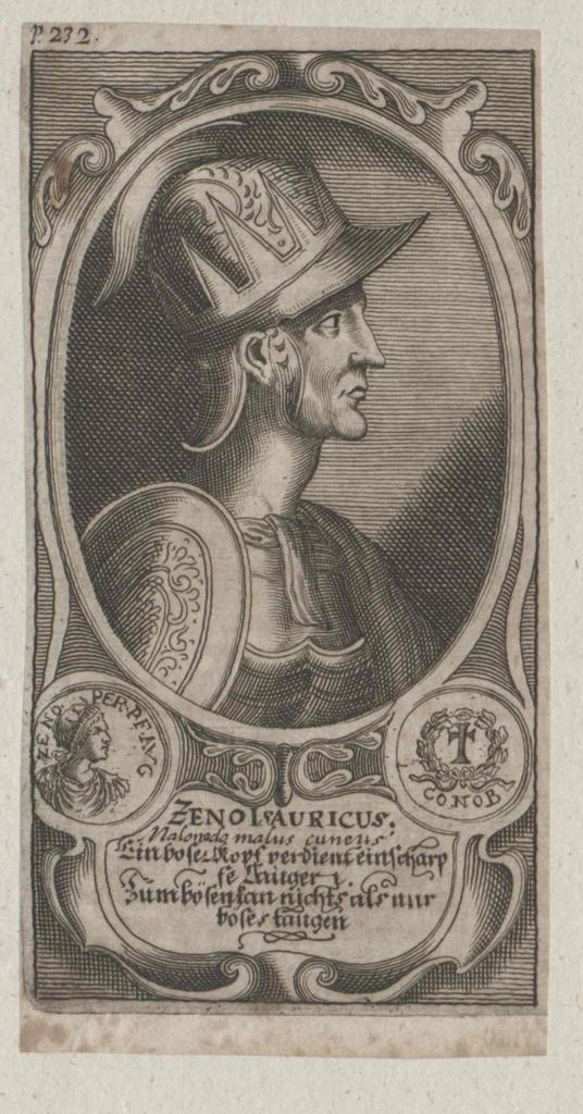 Zeno, oströmischer Kaiser