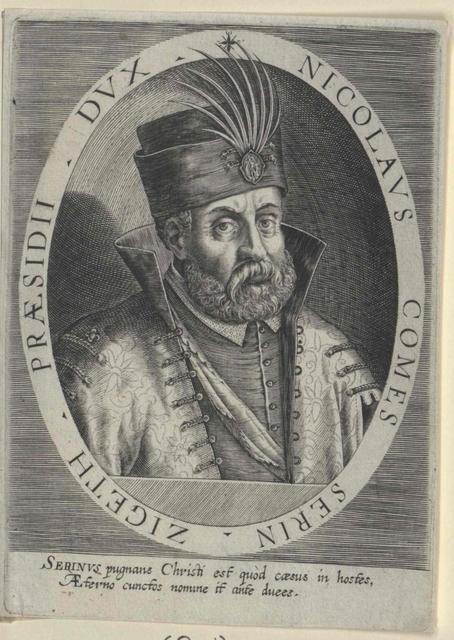 Zrínyi, Miklós Graf