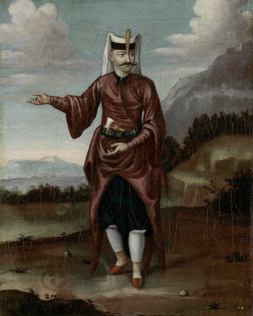 A Soldier of the Janissaries