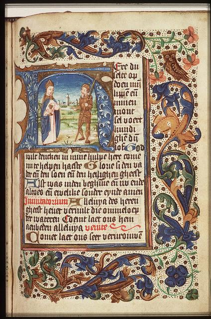 Abraham and Melchizedek