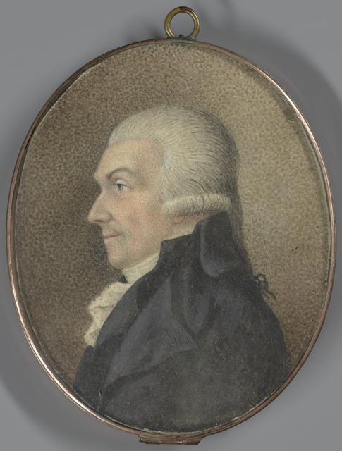 Arend Willem Baron van Reede en zijn zoon Willem Frederik Baron van Reede