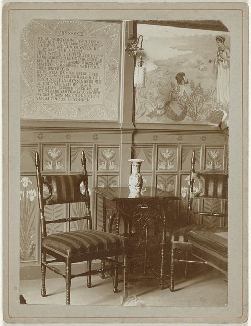 Art-Nouveau interieur