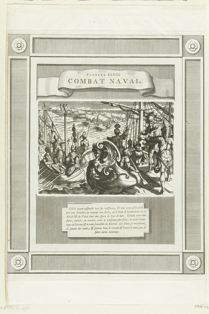 Bataafse en Romeinse vloten op de Rijn, 69-70