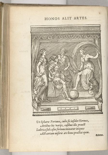 Blazoen van Den Vierighen Doorn ('s-Hertogenbosch), 1561
