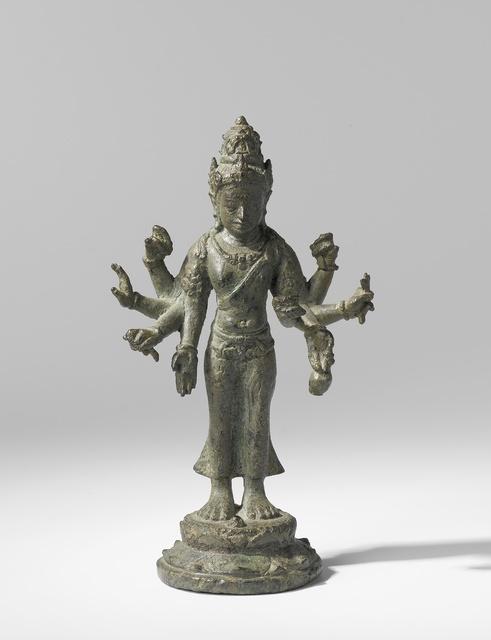 Bodhisattva Amoghapasha Lokeshvara