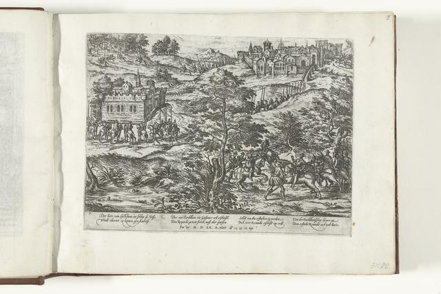 Castelnau komt naar Amboise, 1560