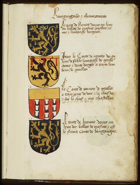 Coat of arms of the Count of Brienne