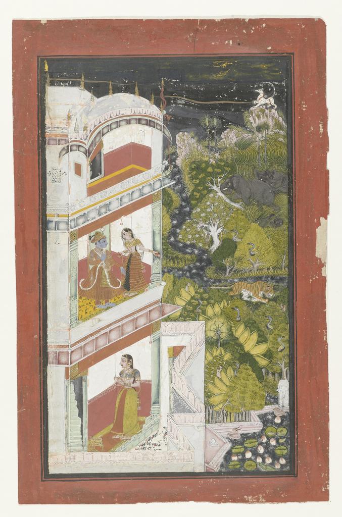 De maand Bhadrapada