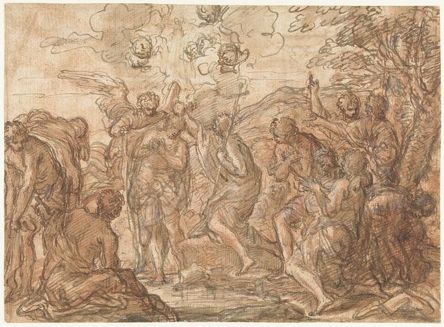 Doop van Christus, in de Jordaan