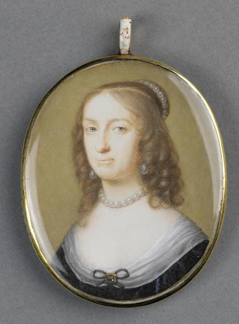 Elisabeth Stuart (1596-1662). Weduwe van Frederik V, keurvorst van de Palts, koning van Bohemen