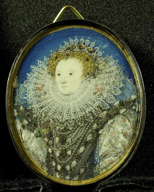 Elizabeth I (1533-1603), koningin van Engeland