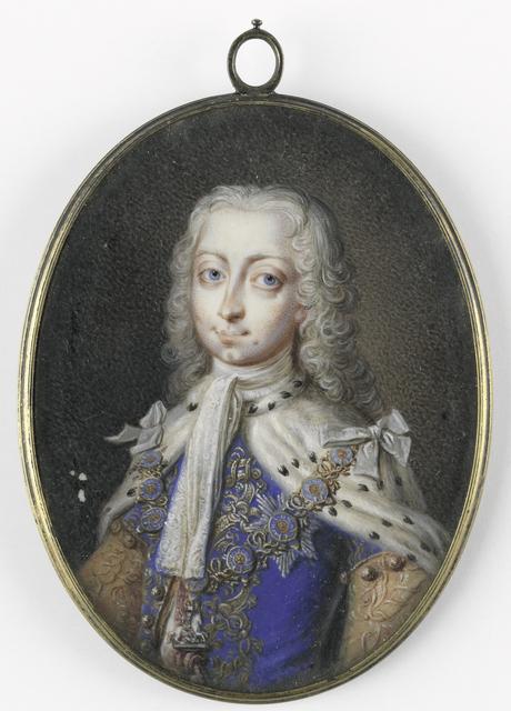 Frederick Louis (1707-51), prins van Wales. Zoon van koning George II