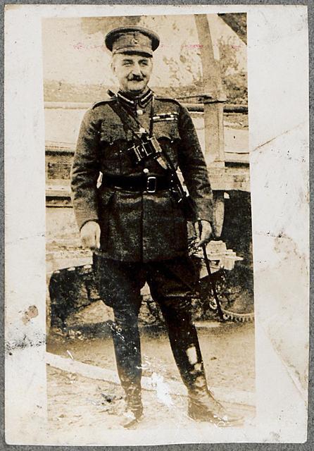General Sir John Maxwell, der militärische Diktator in Irland General Maxwell hatte bisher das Oberkommando über die englischen Truppen in Ägypten