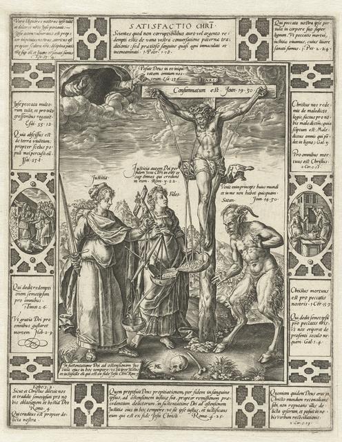 Genoegdoening van Christus (Kruisiging)