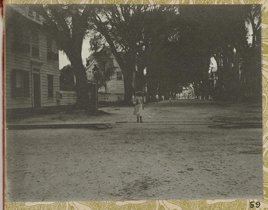 Heerenstraat te Paramaribo