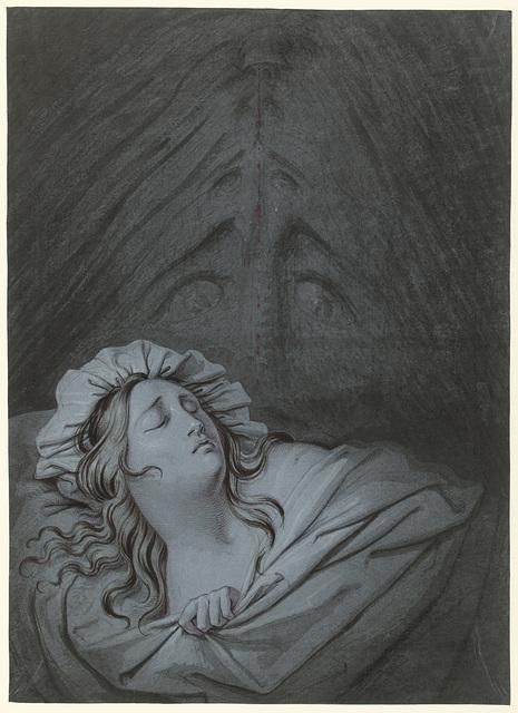 Het visioen van Beatrice Cenci