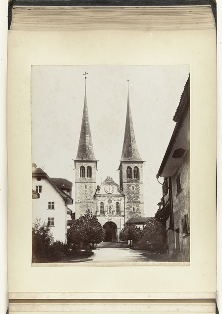 Hofkirche in Luzern