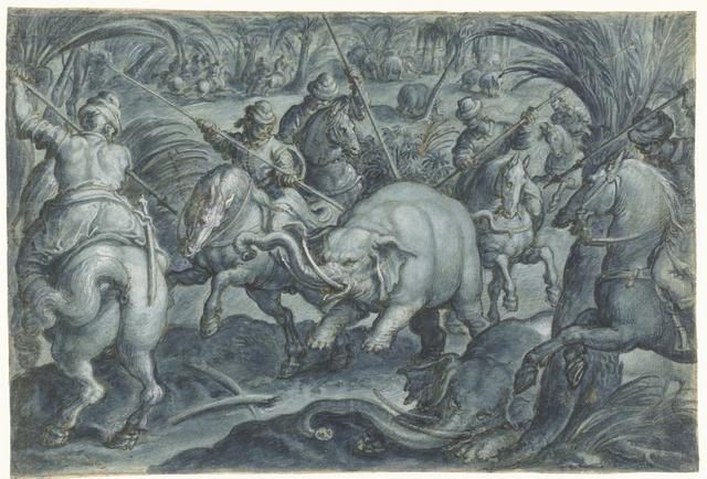 Jacht op olifanten