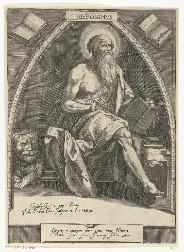 Kerkvader Hieronymus