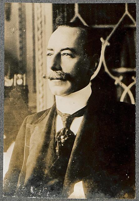Lewis Harcourt, der neue Chefsekretär für Irland