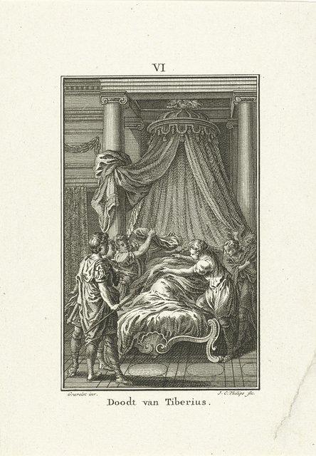 Macro doodt Tiberius