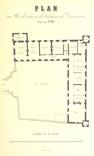 """map from """"Eglises, chateaux, beffrois et hotels-de-ville, les plus remarquables de la Picardie et de l'Artois"""""""