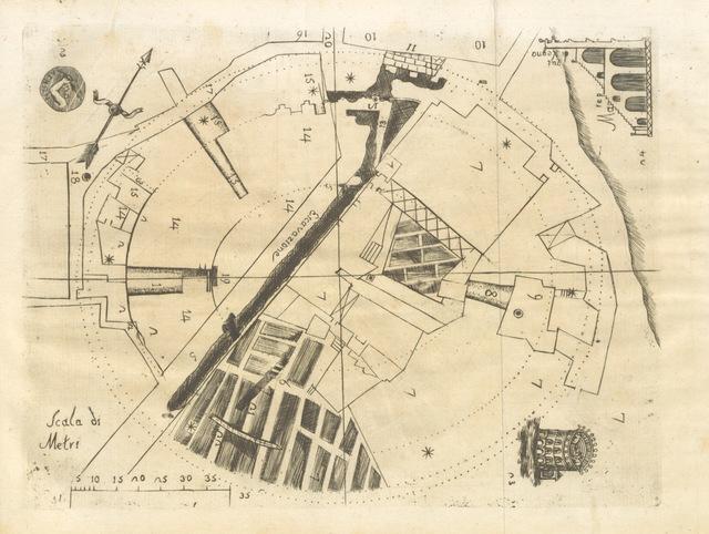 """map from """"Istoria d'Ancona, capitale della Marca Anconitana"""""""